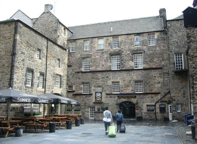 The Three Sisters, Cowgate, Edinburgh – The Journey of the Covenant Pt2 – SFH012