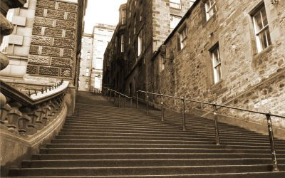 Warriston's Close, Edinburgh – The Journey of the Covenant, Pt1 – SFH011