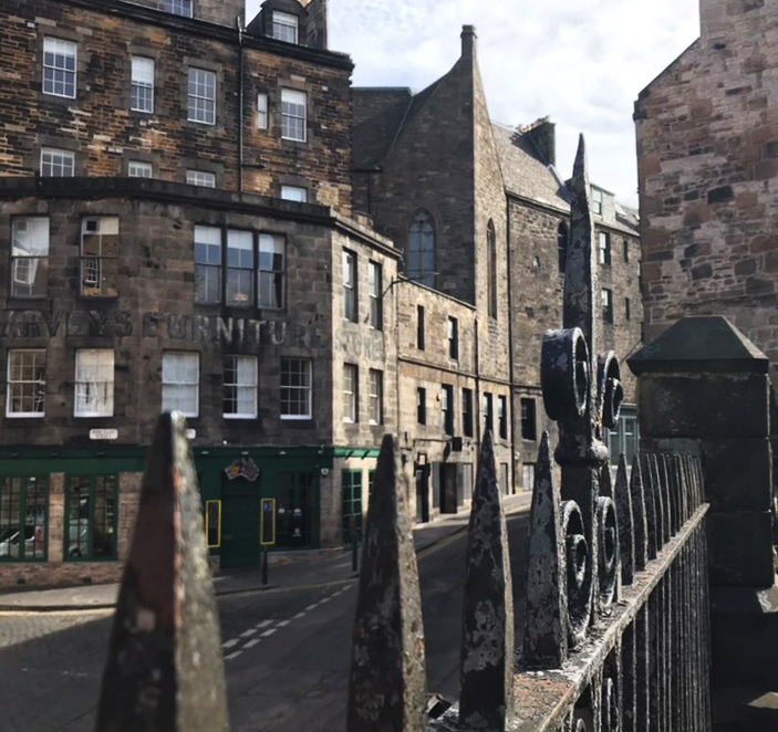 Candlemaker Row, Edinburgh – The Journey of the Covenant Pt3 – SFH013