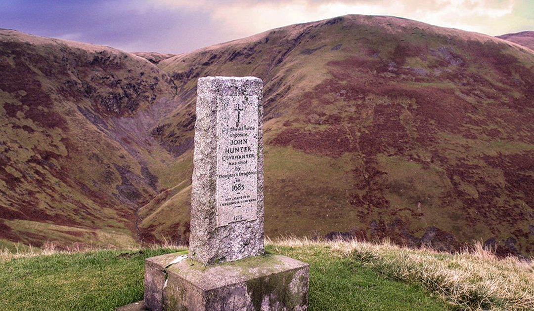 The Devil's Beef Tub, Moffat – SFH023