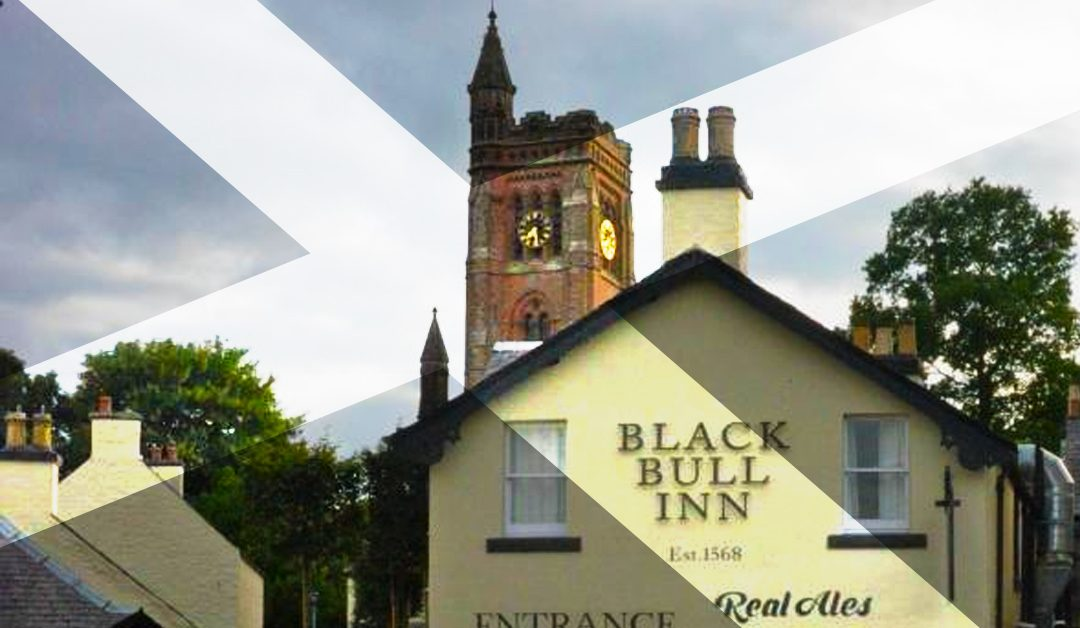 Claverhouse and the Black Bull Inn – Moffat – SFH032