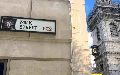 Thomas Case – Milk Street, London – SFH037