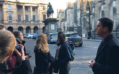 Parliament Square, Edinburgh – SFH041