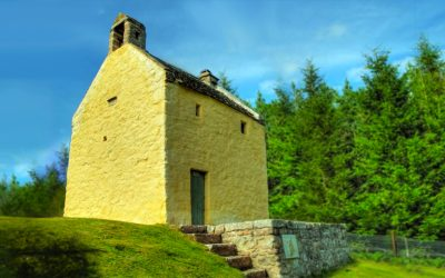 Alexander Brodie of Lethen and the Ardclach Bell Tower, Nairn – SFH049
