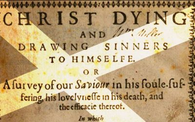Forgotten Riches from Rutherford's 'Christ Dying' – Interview with Rob McCurley – SFH057