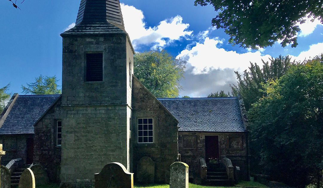 Hearts Intertwined in Faith and Suffering: John Fraser and Jean Moffat – Glencorse Old Kirk – SFH70