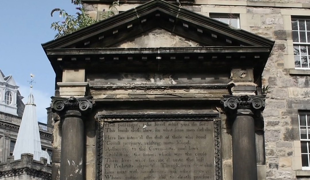 The Man Behind the Memorial – James Currie of Pentland – SFH081
