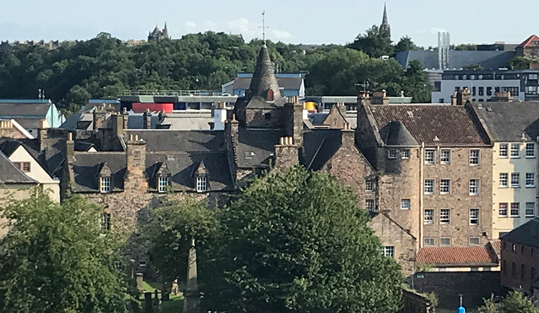 Escaping from Prison – Canongate Tolbooth – SFH096